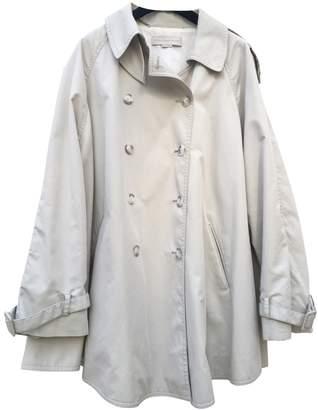 Stella McCartney Stella Mc Cartney White Cotton Trench coats