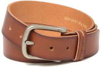 Fossil Harvey Leather Belt
