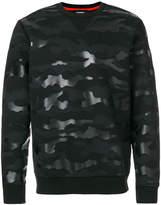 Diesel camouflage sweatshirt