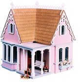 Greenleaf Dollhouses Coventry Cottage Dollhouse