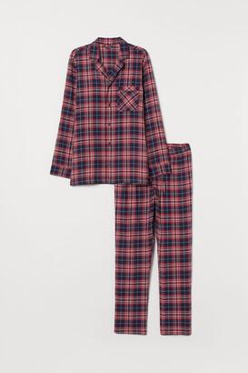 H&M Flannel Pajamas