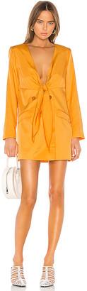 L'Academie The Camille Mini Dress