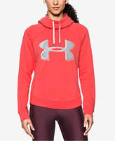 Under Armour Favorite Exploded-Logo Hoodie
