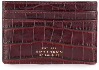 Smythson Mara flat cardholder