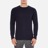 Ymc Suedehead Brushed Jumper Navy