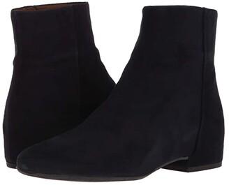 Aquatalia Ulyssaa (Black Calf) Women's Shoes