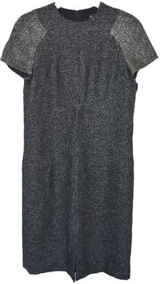 Rena Lange Grey Wool Dress for Women