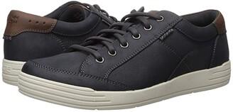 Nunn Bush Kore City Walk Lace to Toe Oxford (Black) Men's Shoes