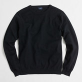 J.Crew Factory Slim harbor cotton crewneck sweater