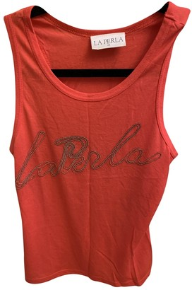La Perla Red Top for Women