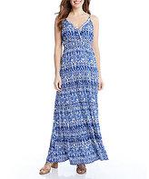 Karen Kane Tiered Maxi Dress