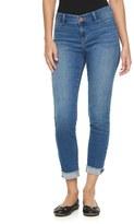 Juicy Couture Women's Released Hem Skinny Jeans