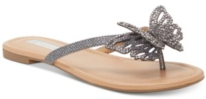 INC International Concepts Inc Women's Marsha Butterfly Flip-Flop Sandals, Created for Macy's Women's Shoes