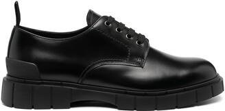 Car Shoe Block Derby shoes