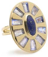 Margaret Elizabeth - Zelda Cocktail Ring Lapis & Moonstone