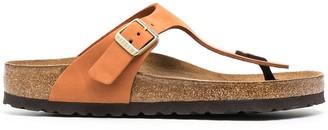 Birkenstock Buckle-Fastening Sandals