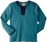 Kiwi Seymour Tee (Toddler/Kid) - Teal Solid-6 Years