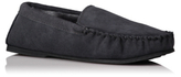 George Leather Moccasin Slippers