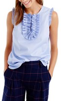 J.Crew Women's 'Margot' Airy Cotton Pique Top