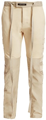 Fear Of God Nylon & Leather Tactical Pants