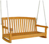 Beachcrest Home Bristol Hanging Porch Swing