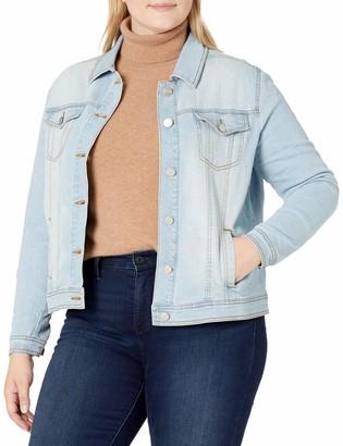 Dollhouse Women's Size Plus Denim Jacket