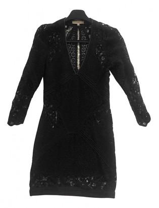 IRO Black Lace Dresses