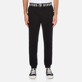 Versus Versace Waist Detail Jogging Pants Black