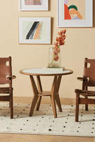 Anthropologie Soho Home X Soho Home x Marble Inset Side Table
