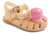Mini Melissa Toddler Girl's Aranha X Sandal