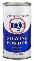 Magic Regular Strength Shaving Powder, Blue, 5 Ounce