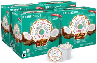 Keurig 96-Ct Donut Shop Coconut Mocha K-Cup Pods