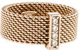 Tiffany & Co. 18K Diamond Somerset Ring