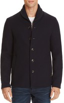 Scotch & Soda Shawl Collar Wool Blend Jacket