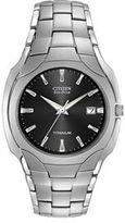Citizen Eco-Drive Men's Titanium Watch - BM6560-54