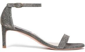 Stuart Weitzman Lame Sandals
