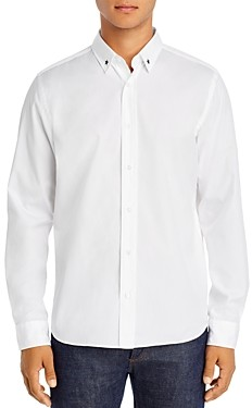 HUGO Emero Star-Collar Regular Fit Shirt