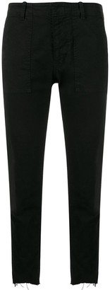 Nili Lotan Jenna slim-fit cropped jeans
