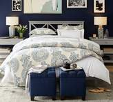 Pottery Barn Clara Lattice Bed