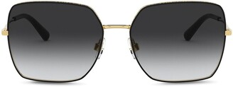 Dolce & Gabbana Eyewear Slim square-frame sunglasses
