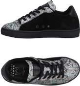 Leather Crown Low-tops & sneakers - Item 11232391