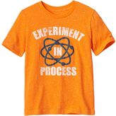 "Boys 4-10 Jumping Beans® ""Experiment in Process"" Graphic Tee"