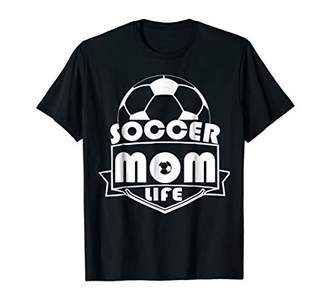 Soccer Mom T-Shirt Funny Shirt for Sport and fitness Mothers