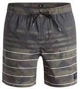 Quiksilver Men's Swell Vision Volley Nb 17 inch Swim Trunk