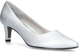 Easy Street Shoes Pointed by Heel Rand Pump