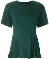 Theory corset T-shirt