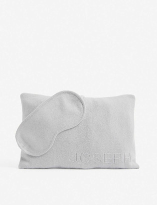 Joseph Eye mask and socks cashmere set