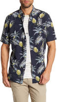 Barney Cools Tourist Short Sleeve Button Down Regular Fit Shirt