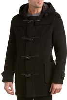 Gloverall Mid-length Wool-blend Duffle Coat.