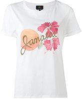 A.P.C. Hawaiian print T-shirt